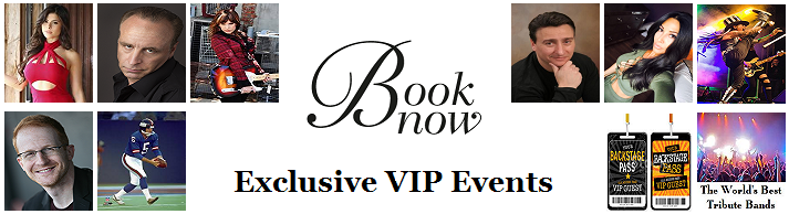 Exclusive VIP Events