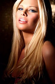 Model Kourtney Reppert