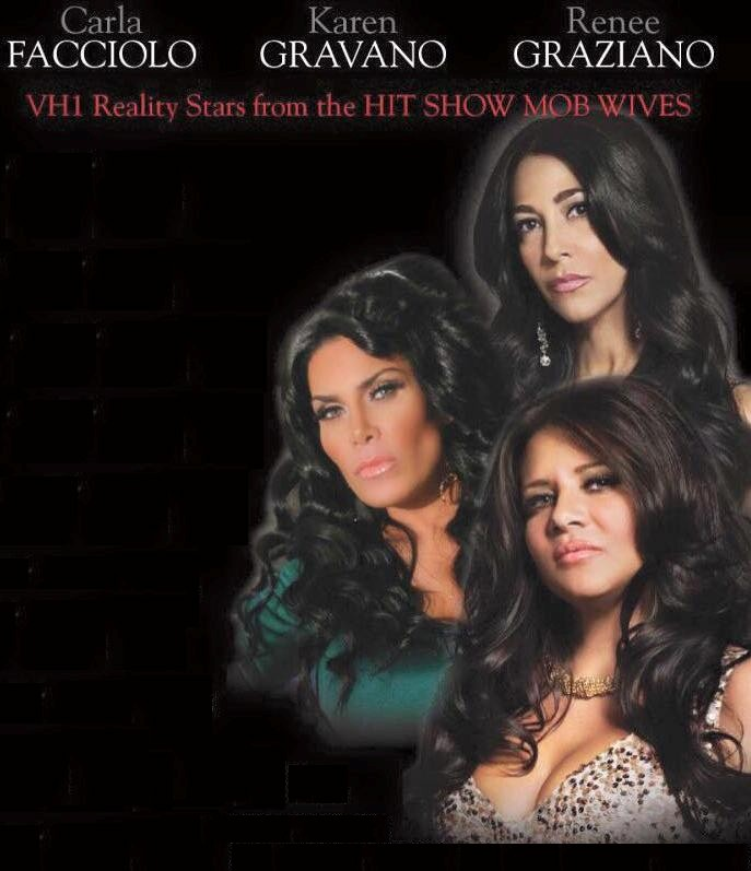 Mob Wives Sit Down Event