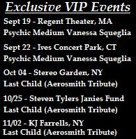 VIPcontacts.com Presents Exclusive VIP Events for 2019