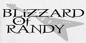 VIPcontacts.com Presents Blizzard Of Randy - Randy Rhoads Tribute - Exclusive VIP Events