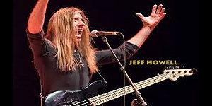VIPcontacts.com Presents Jeff Howell (Foghat and Outlaws)