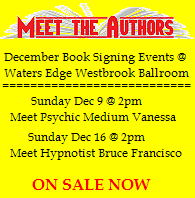 VIPcontacts.com Presents Meet The Author Book Signing Event