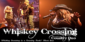 VIPcontacts.com Presents Whiskey Crossing - Country Rock And Blues
