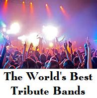 VIPcontacts Worlds Best Tribute Bands